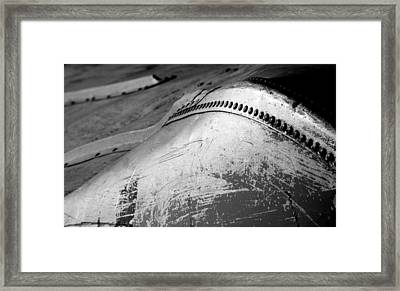 Framed Print featuring the photograph Boat 1 by Steven Macanka