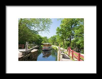 Chesapeake And Ohio Framed Prints