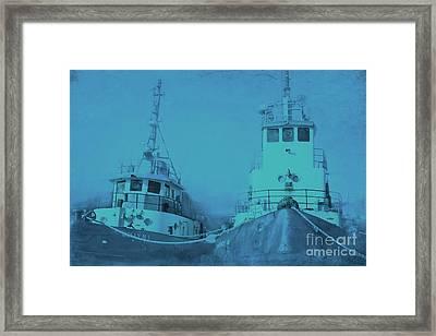Boat Cemetery 2 Framed Print by Sophie Vigneault