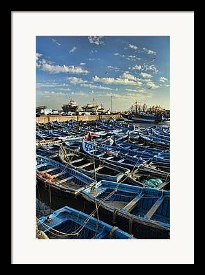 Northern Africa Photographs Framed Prints