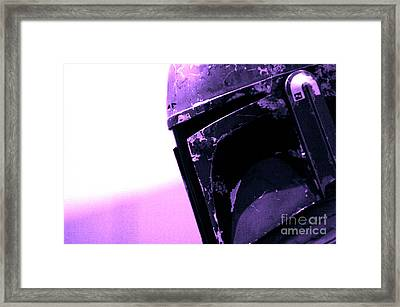 Boba Fett 23 Framed Print by Micah May