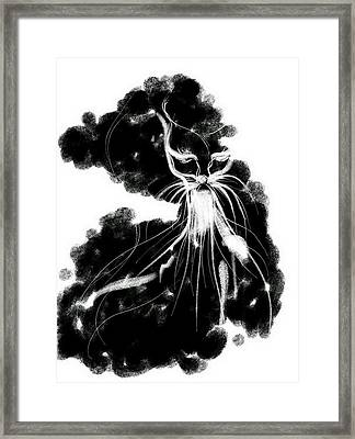 Bobcat 2 Framed Print by Len YewHeng