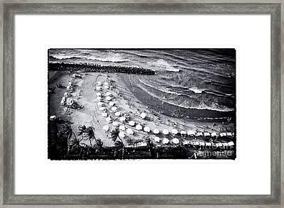 Boca Grande Days Framed Print by John Rizzuto