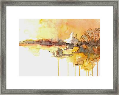 Boca Grande Lighthouse  Framed Print by Robert Yonke