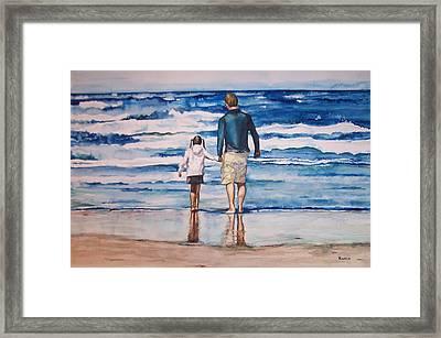 Bodega Bay Framed Print