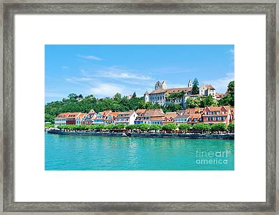 Framed Print featuring the photograph Bodensee by William Wyckoff