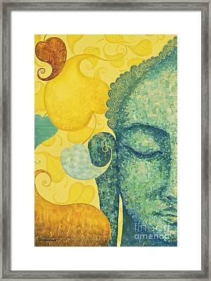 Bodhi Framed Print by Yuliya Glavnaya