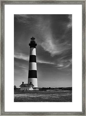 Bodie Island Light Framed Print