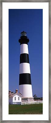 Bodie Island Lighthouse, Outer Banks Framed Print by Panoramic Images