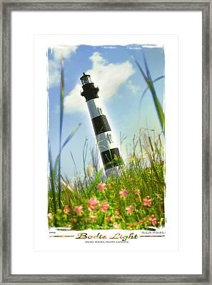 Bodie Light II Framed Print by Mike McGlothlen