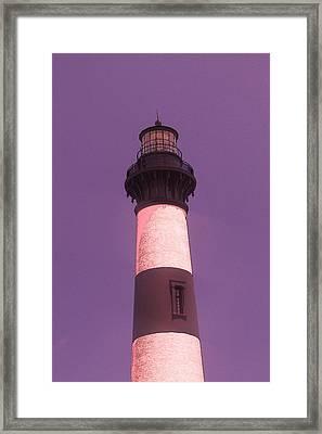 Bodie Lighthouse 19 Framed Print