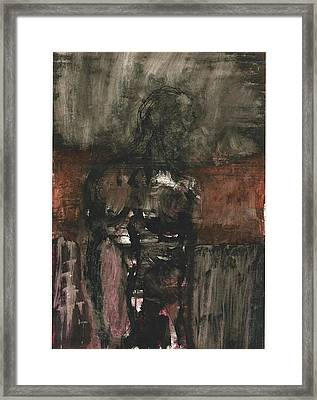 Body 2 Framed Print