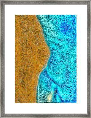 Bodyart Framed Print