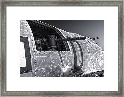 Boeing Flying Fortress B-17g  -  07 Framed Print by Gregory Dyer