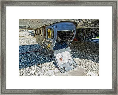 Boeing Flying Fortress B-17g  -  06 Framed Print by Gregory Dyer