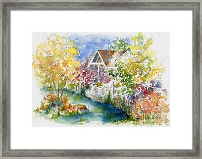 Boffin's Gardens Framed Print