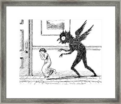 Bogey-owl, 1895 Framed Print by British Library
