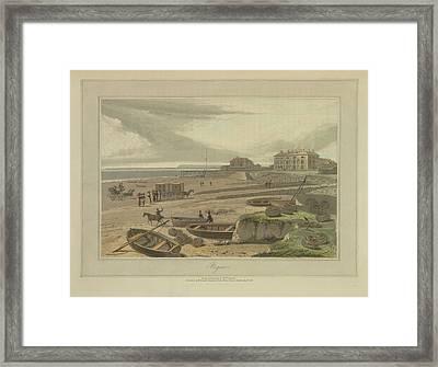 Bognor Framed Print by British Library
