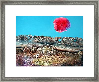 Bogomil Sunrise 2 Framed Print by Otto Rapp