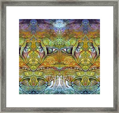 Bogomil Variation 12 Framed Print