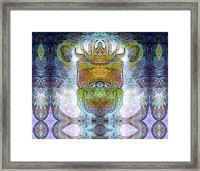 Bogomil Variation 15 Framed Print