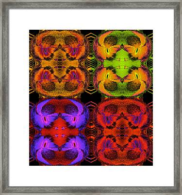 Boil My Fury 2013 Framed Print by James Warren
