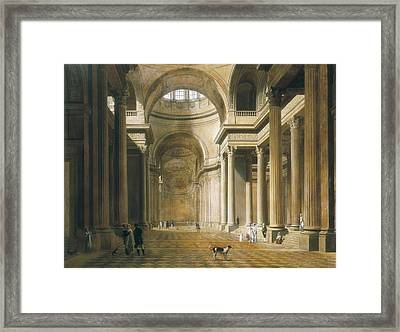 Boilly, Louis Leopold 1761-1845 Framed Print by Everett