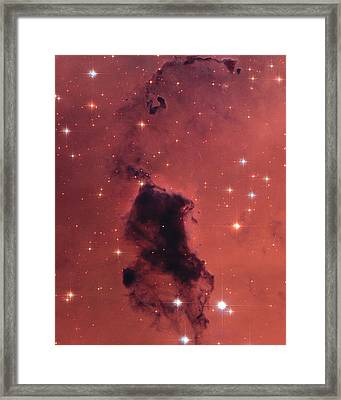 Bok Globules Framed Print by Nasa