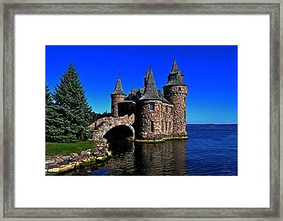 Boldt Castle - Power House 001 Framed Print
