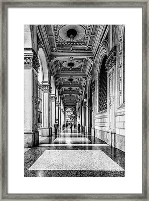 Bologna Framed Print