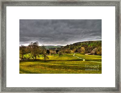 Bolton Abbey Framed Print by Juha Remes