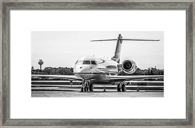 Bombardier 300 Framed Print