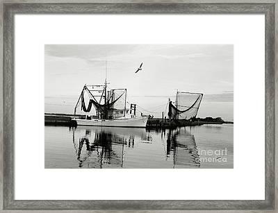 Bon Temps Framed Print