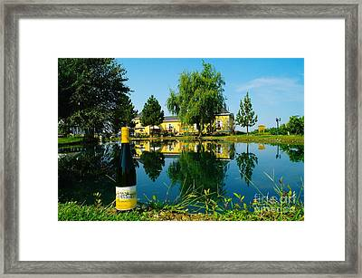 Bonair Winery  Framed Print