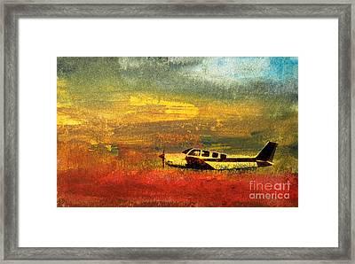 Bonanza Framed Print by R Kyllo