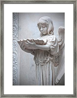 Bonaventure Angel Framed Print