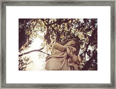 Bonaventure  Framed Print by Jessica Brawley