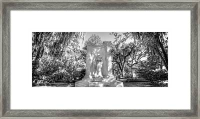 Bonaventure Panorama Framed Print by Mark Andrew Thomas