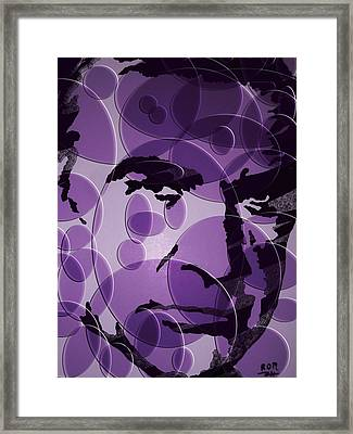 Bond Is Back Framed Print