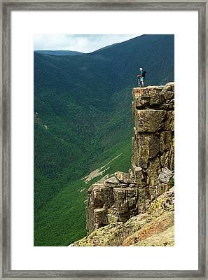 Bondcliff Framed Print