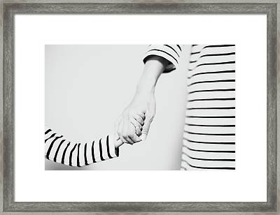 Bonds Framed Print