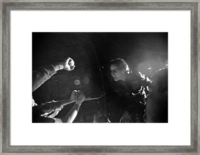 Bono 053 Framed Print by Timothy Bischoff
