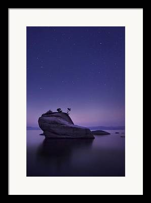 Shooting Stars Framed Prints