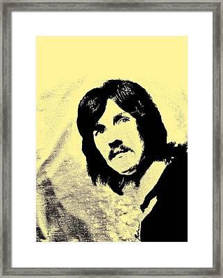 Bonzo's Montreux Framed Print