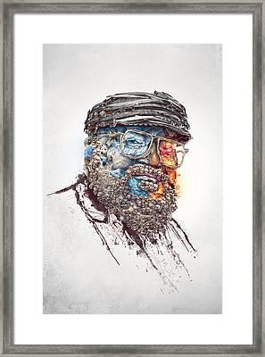 All Men Must Die Framed Print