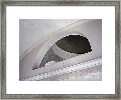 Bookstore Arch Framed Print by Europe  Travel Gallery
