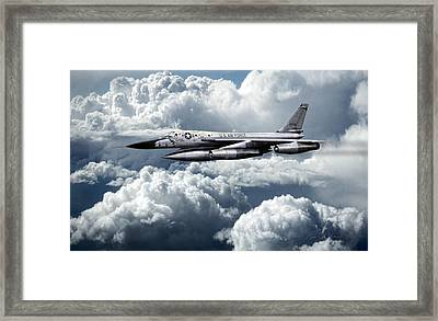 Boomer Framed Print by Peter Chilelli