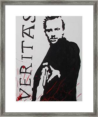 Boondock Saints Panel Two Framed Print