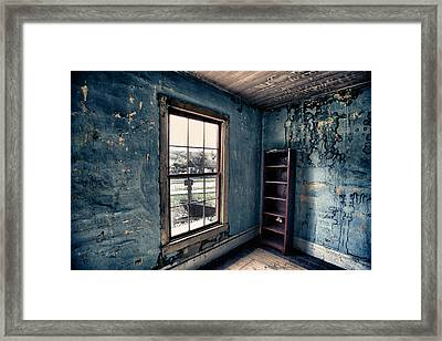 Boo's Room Framed Print by Renee Sullivan
