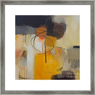 Bord-hvit-topp Framed Print by Ira Ivanova